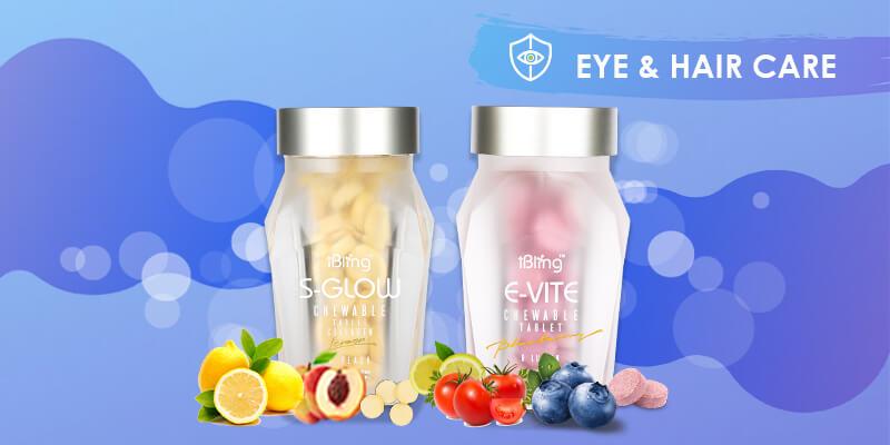 Eye & Hair Care Image