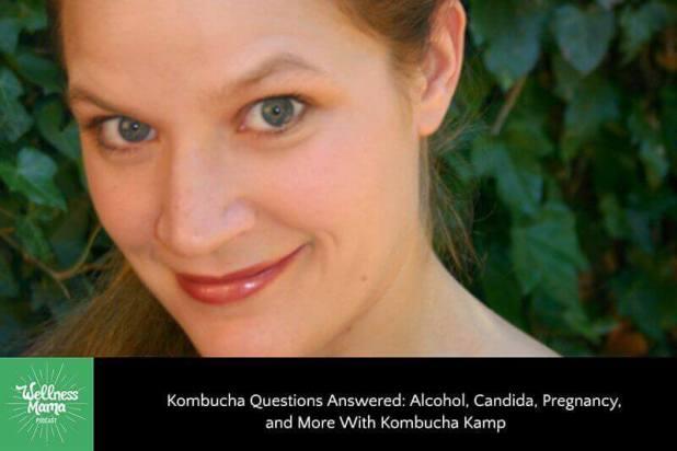 Kombucha Questions Answered: Alcohol, Candida, Pregnancy, and More With Kombucha Kamp