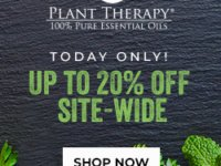 Plant Therapy Black Friday 20percent
