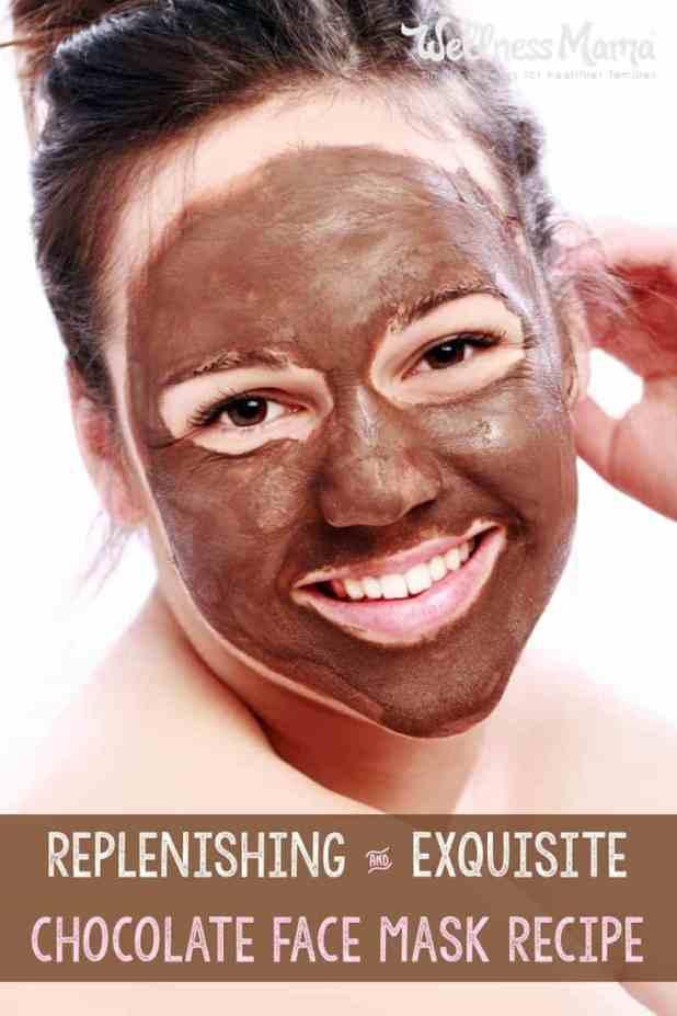 Exquisite Chocolate Face Mask Recipe