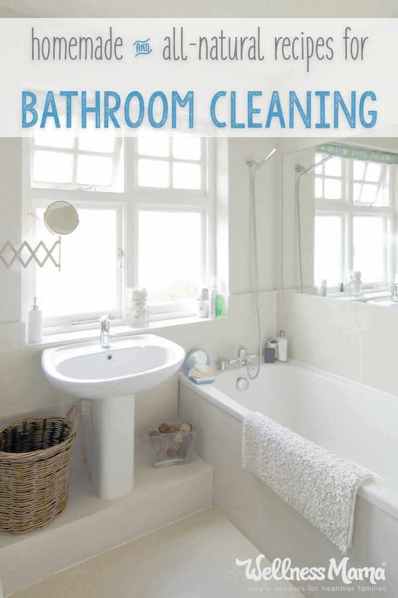 Bathroom Cleaning Can Be A Nasty Job But These Tips And Suggestions Can Make It