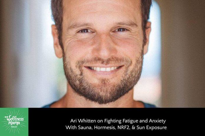 Ari Whitten on Fighting Fatigue and Anxiety With Sauna, Hormesis, NRF2, & Sun Exposure