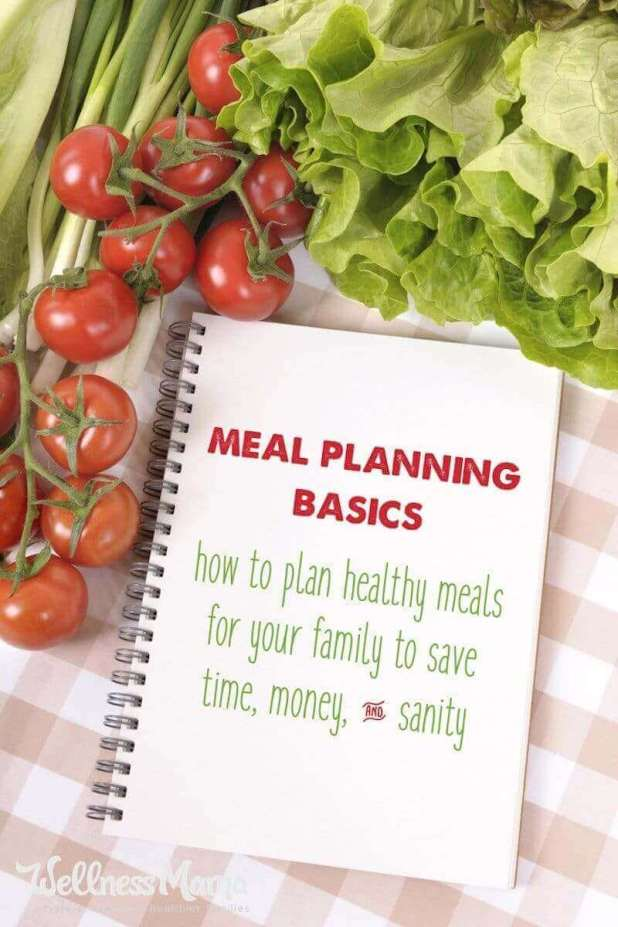 Meal planning makes a big difference in sticking to a healthy diet. These tips can help you and your family stick to it!