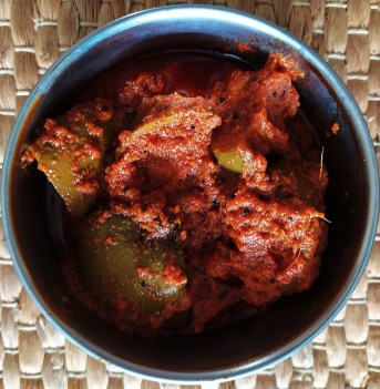 Indian Pickle -  Health Benefits