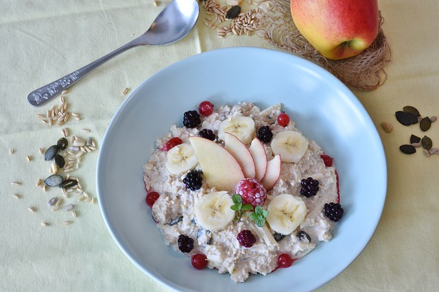 oats breakfast recipe
