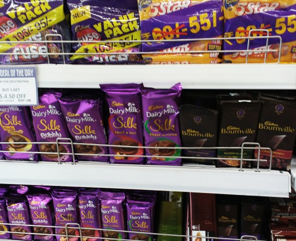 Which is the best chocolate in India?