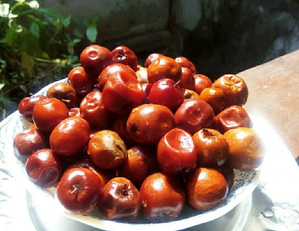 Ber - natural antioxidant