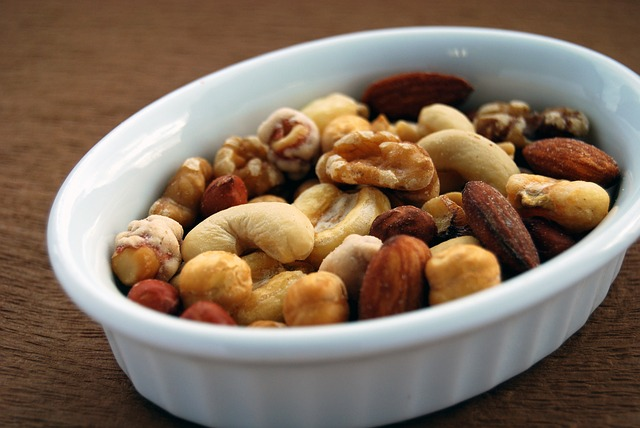Food for immunity- have a handful of nuts and seeds daily