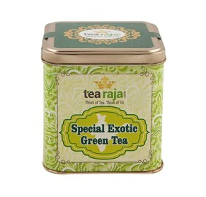 tea raja green tea