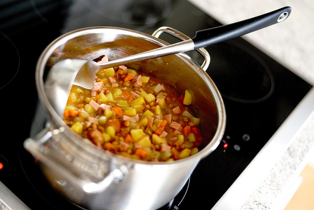 How to take Indian foods to relieve constipation? Vegetable dal