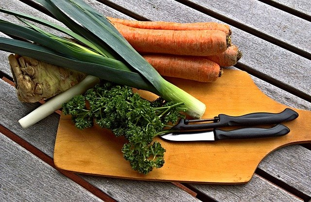 Indian diet for dialysis patients - Chop vegetables well and cook well