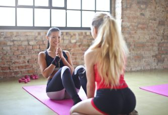 Healthy Moms Motivate Yourself to get started