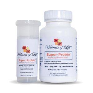 Super-Probio™ – Proprietary Probiotic Blend