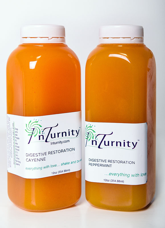 InTurnity™ - Cold Pressed Juice