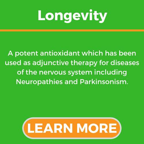 Longevity Nutritional IV Glutathione