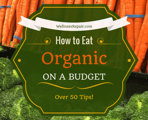 How to Eat Organic on a Budget – Over 50 Tips!
