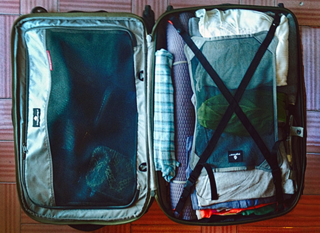 how to pack without wrinkles