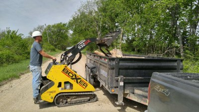 debris hauling
