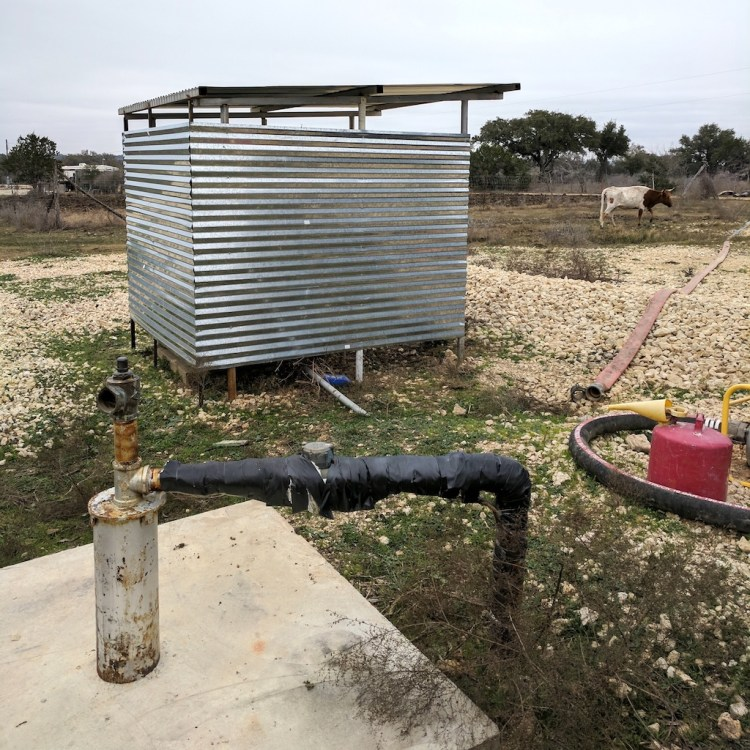 Texas Groundwater Well
