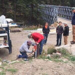 Montana Field Work long