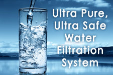 Ultra Pure Water Filtration System