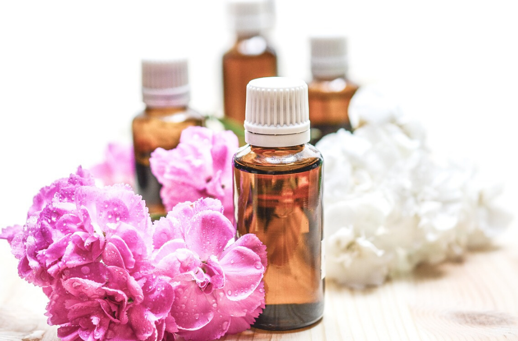How do we use Essential Oils at the Well?