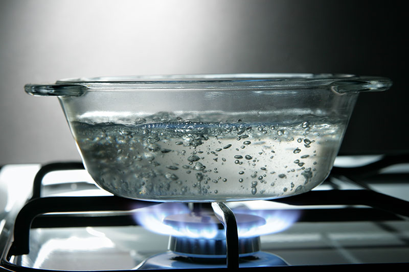 safe water for cooking
