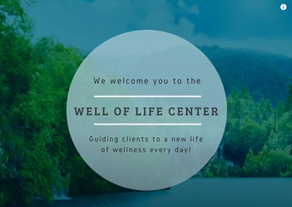 Well of Life Center for Holistic Healthcare Welcome Video