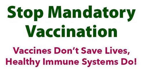 Stop Mandatory Vaccinations