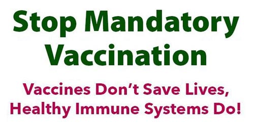 Stop Mandatory Vaccinations