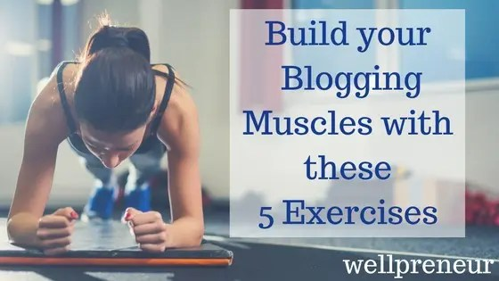 Blogging Muscles - FB