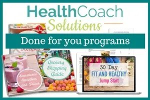 Health Coach Solutions Done For You Health Coaching Programs