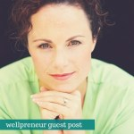 Wellpreneur Podcast: Getting over the fear of telling people what you do