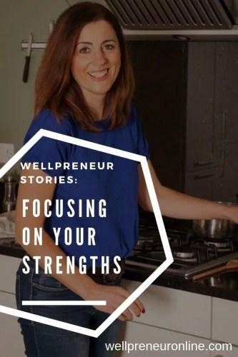 Wellpreneur: Focusing on your Strengths with Jenny Tschiesche