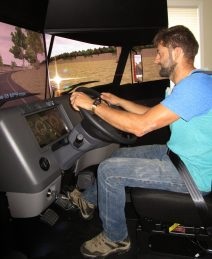 Herman test drive