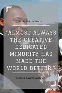 The creative dedicated minority 🗺