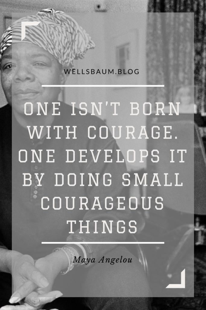 #quotes #MayaAngelou #quoteoftheday #amwriting #amreading #reading #inspiration #courage