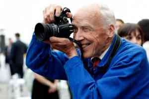 Bill Cunningham's Advice to the Wannabe Artist