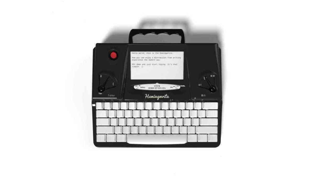 Clack-clack: California Typewriter, the movie