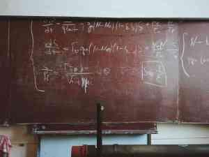 Choose your maths