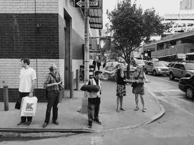 Nick Turpin on the evolution of street photography
