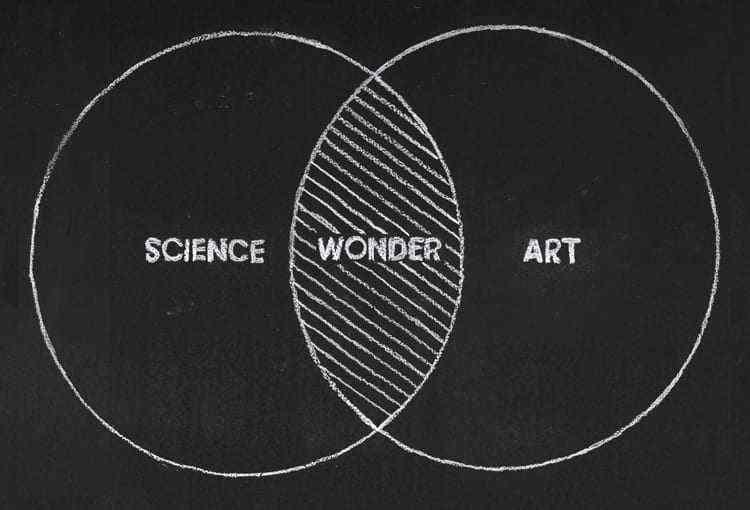 Science, Wonder, Art #art #creativity
