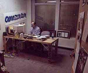 Jeff Bezos in 1990