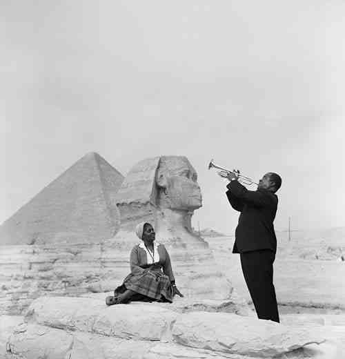 Louis Armstrong #politics #music #culture