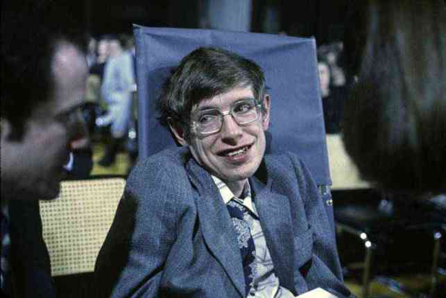 RIP Stephen Hawking: 'Quiet people have the loudest minds'