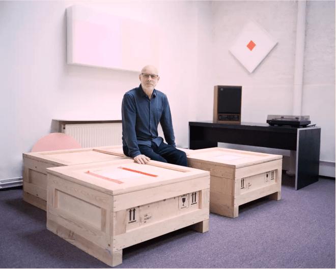 """Musician, artist, thinker"" Brian Eno talks Bitcoin, creativity, and more…"