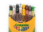 Star Wars Crayola carvings by self-taught artist Hoang Tran