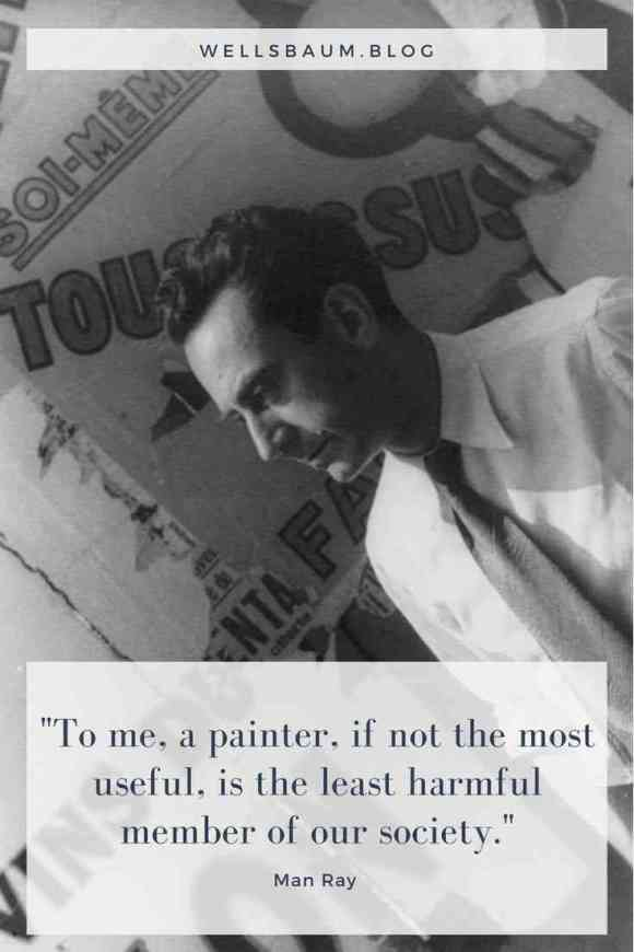 man ray quote.png