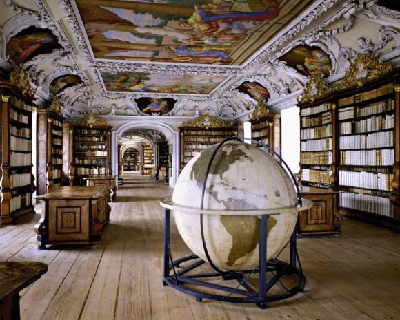 Vatican Apostolic Library, Rome, Italy