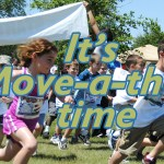It's Move-a-thon time!